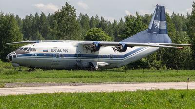 RA-12974 - Antonov An-12V - Avial