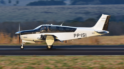 PP-ISI - Beechcraft G36 Bonanza - Private