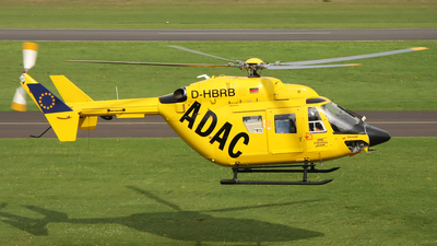 D-HBRB - MBB BK117B-2 - ADAC Luftrettung