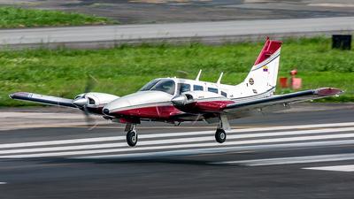 HK-2227G - Piper PA-34-200T Seneca II - Private
