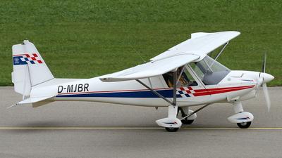 D-MJBR - Ikarus C-42 - Private