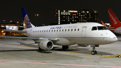 A picture of N636RW - Embraer E170SE - United Airlines - © Craig L Baldwin