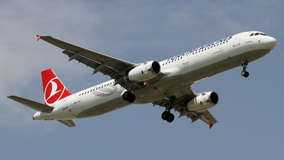 A picture of TCJRK - Airbus A321231 - Turkish Airlines - © Ali Mithat Ozdogan