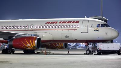 A picture of VTESC - Airbus A320231 - Air India - © Girish B