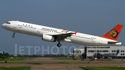 B-22607 - Airbus A321-131 - TransAsia Airways