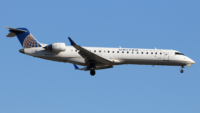 N157GJ - Bombardier CRJ-701 - United Express (GoJet Airlines)