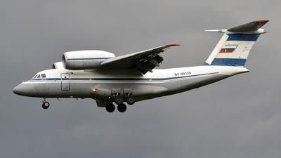 RF-90338 - Antonov An-72 - Russia - Air Force