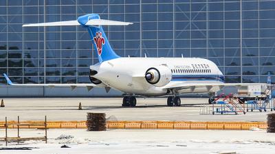 B-099D - COMAC ARJ21-700 - COMAC