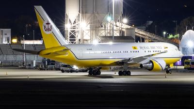 V8-MHB - Boeing 767-27G(ER) - Brunei - Sultan's Flight