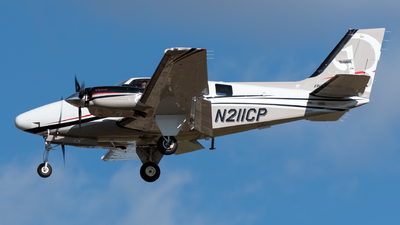 N211CP - Beechcraft G58 Baron - Private