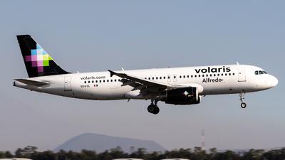 N514VL - Airbus A320-233 - Volaris