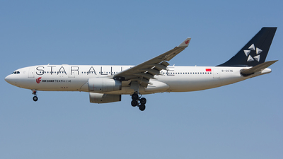 B-6076 - Airbus A330-243 - Air China
