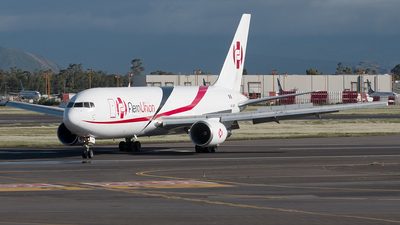 XA-LRC - Boeing 767-241(ER)(BDSF) - AeroUnión - Aerotransporte de Carga Unión