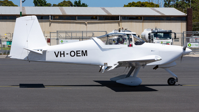 VH-OEM - Vans RV-9A - Private
