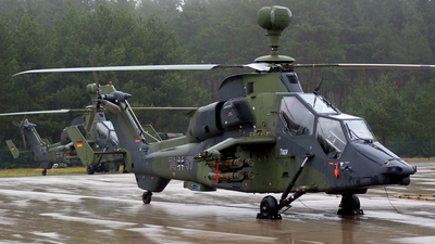 74-57 - Eurocopter EC 665 Tiger UHT - Germany - Army