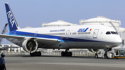 JA836A - Boeing 787-9 Dreamliner - All Nippon Airways (ANA)