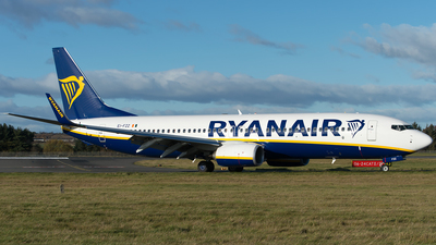 EI-FZZ - Boeing 737-8AS - Ryanair