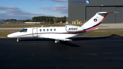 N10AU - Cessna 525A CitationJet 2 - Private