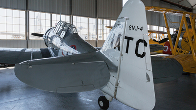 N24554 - North American SNJ-4 Texan - Private