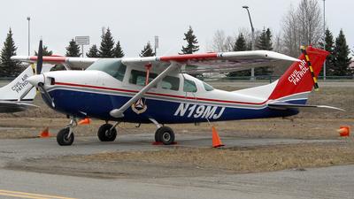 A picture of N19MJ - Cessna U206G Stationair - Civil Air Patrol - © Stig Rokkones