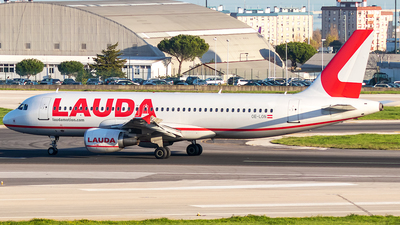 OE-LON - Airbus A320-214 - LaudaMotion