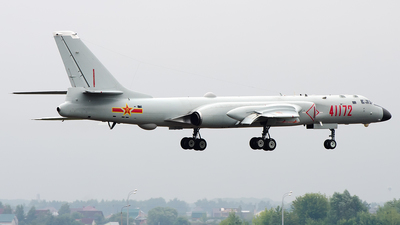 41172 - Xian H-6K - China - Air Force