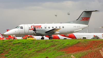 PR-STI - Embraer EMB-120RT Brasília - Sete Linhas Aéreas