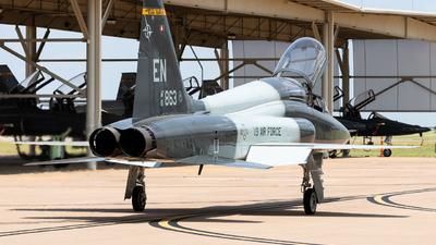 61-0863 - Northrop T-38C Talon - United States - US Air Force (USAF)