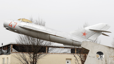 47 - Mikoyan-Gurevich MiG-17 Fresco - Soviet Union - Air Force