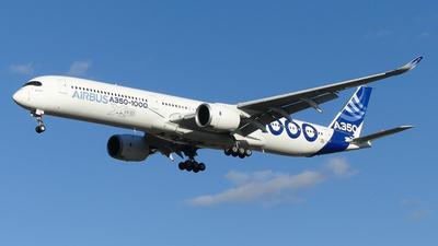F-WMIL - Airbus A350-1041 - Airbus Industrie