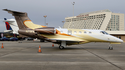 N73FE - Embraer 505 Phenom 300 - Private