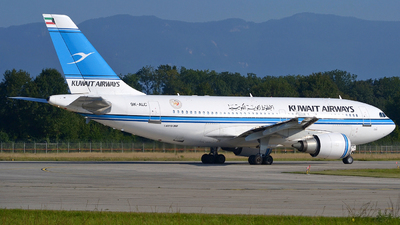 9K-ALC - Airbus A310-308 - Kuwait Airways