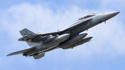 A44-202 - Boeing F/A-18F Super Hornet - Australia - Royal Australian Air Force (RAAF)
