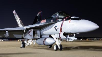 166957 - Boeing F/A-18E Super Hornet - United States - US Navy (USN)