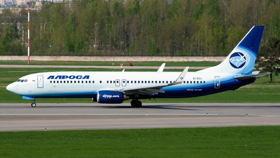 A picture of EIECL - Boeing 73786N - Alrosa - © Ivan Goreza