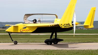 A picture of CGZGT - Rutan LongEZ - [568] - © Mike MacKinnon