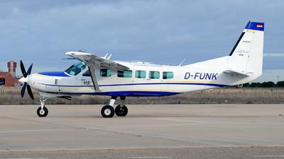 A picture of DFUNK - Cessna 208 Caravan I -  - © Rafael Alvarez Cacho