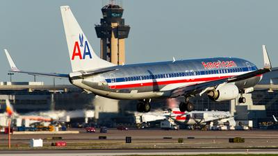 N907NN - Boeing 737-823 - American Airlines