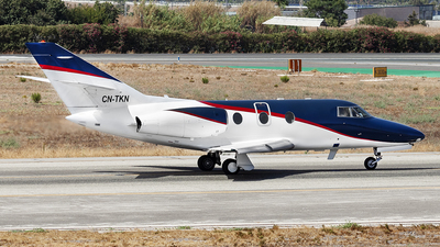 CN-TKN - Dassault Falcon 10 - Alfa Air