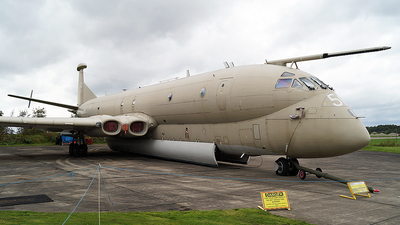 XV250 - British Aerospace Nimrod MR.2 - United Kingdom - Royal Air Force (RAF)