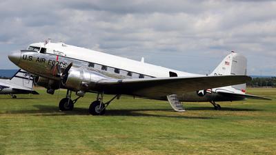 N47E - Douglas DC-3C - Private