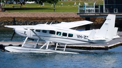 A picture of VHZWH - Cessna 208 Caravan I - [20800399] - © Robbie Mathieson