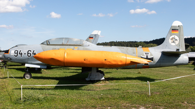 94-64 - Lockheed T-33A Shooting Star - Germany - Air Force