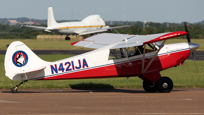 N421JA - Aviat A-1C Husky - Private