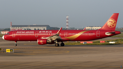 B-8317 - Airbus A321-211 - Juneyao Airlines