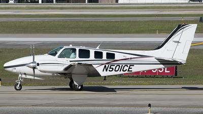 N501CE - Beechcraft 58 Baron - Private