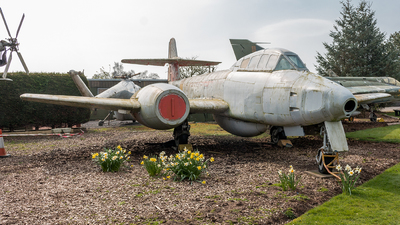 WL375 - Gloster Meteor T.7 - United Kingdom - Royal Aircraft Establishment