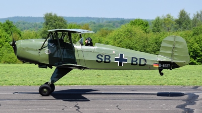 D-EGSY - CASA 1.131E Jungmann - Private