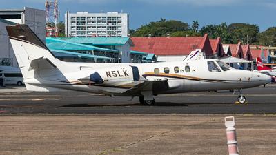 N5LK - Cessna 500 Citation - Private