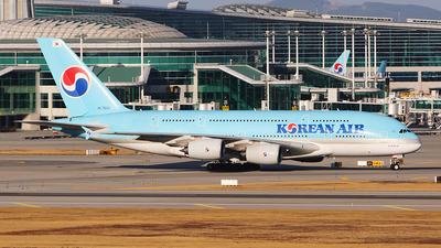 HL7622 - Airbus A380-861 - Korean Air